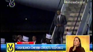 Obama y Castro hablaron por teléfono antes de Cumbre de las Américas