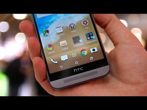 Erster Eindruck vom HTC One M9! - felixba