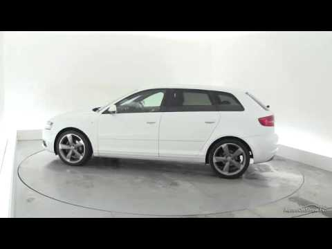 2012 AUDI A3 SPORTBACK TDI S LINE SPECIAL EDITION  YouTube