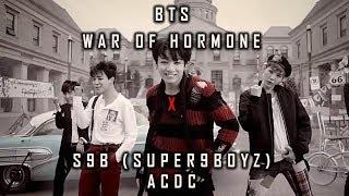 MV S9B (SUPER9BOYZ) - ACDC X BTS - WAR OF HORMONE Cover | Indonesia