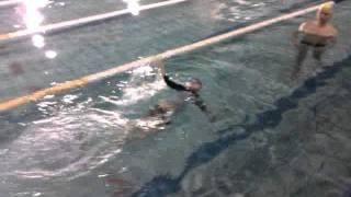 Andrewtsai swim 25m
