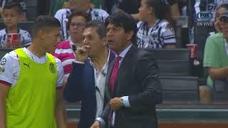 RESUMEN: Rayados 2-4 Chivas
