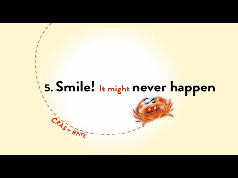 Susan Calman's CHEER UP LOVE: 5-Smile! It Might Never Happen