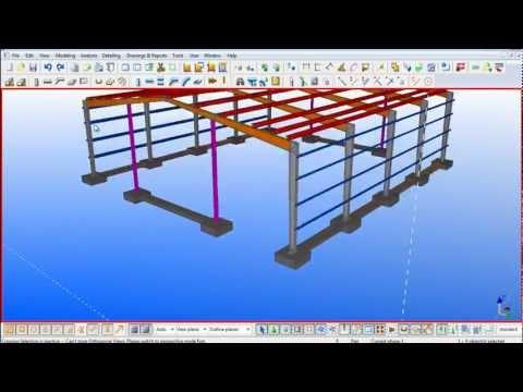 Part3: Create 3D PDF With Tekla Structures (P.Morshed).mp4