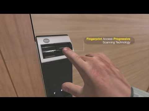 Yale India - Digital Door Lock Video