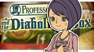 【 Professor Layton and the Diabolical Box 】Part 6