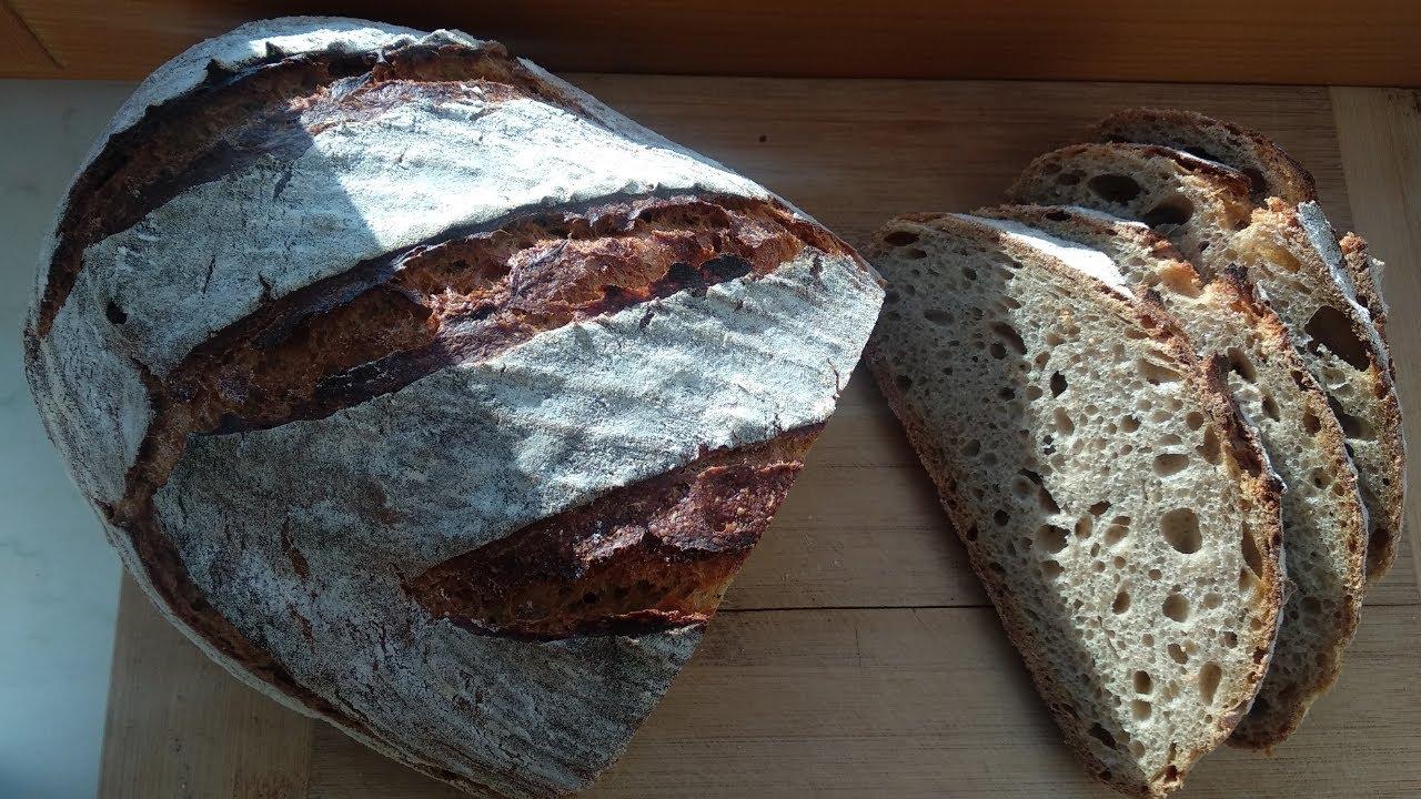 Download Recept na základní pšenično-žitný kváskový chléb KROK ZA KROKEM