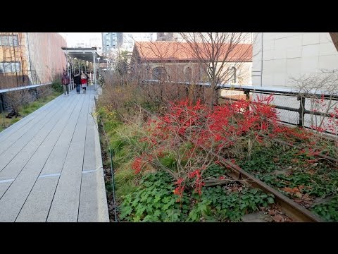 High Line Park   New York City from YouTube · Duration:  1 minutes 16 seconds