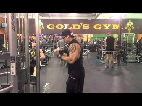 Gym Tour 2013: Golds Gym West Des Moines, IA
