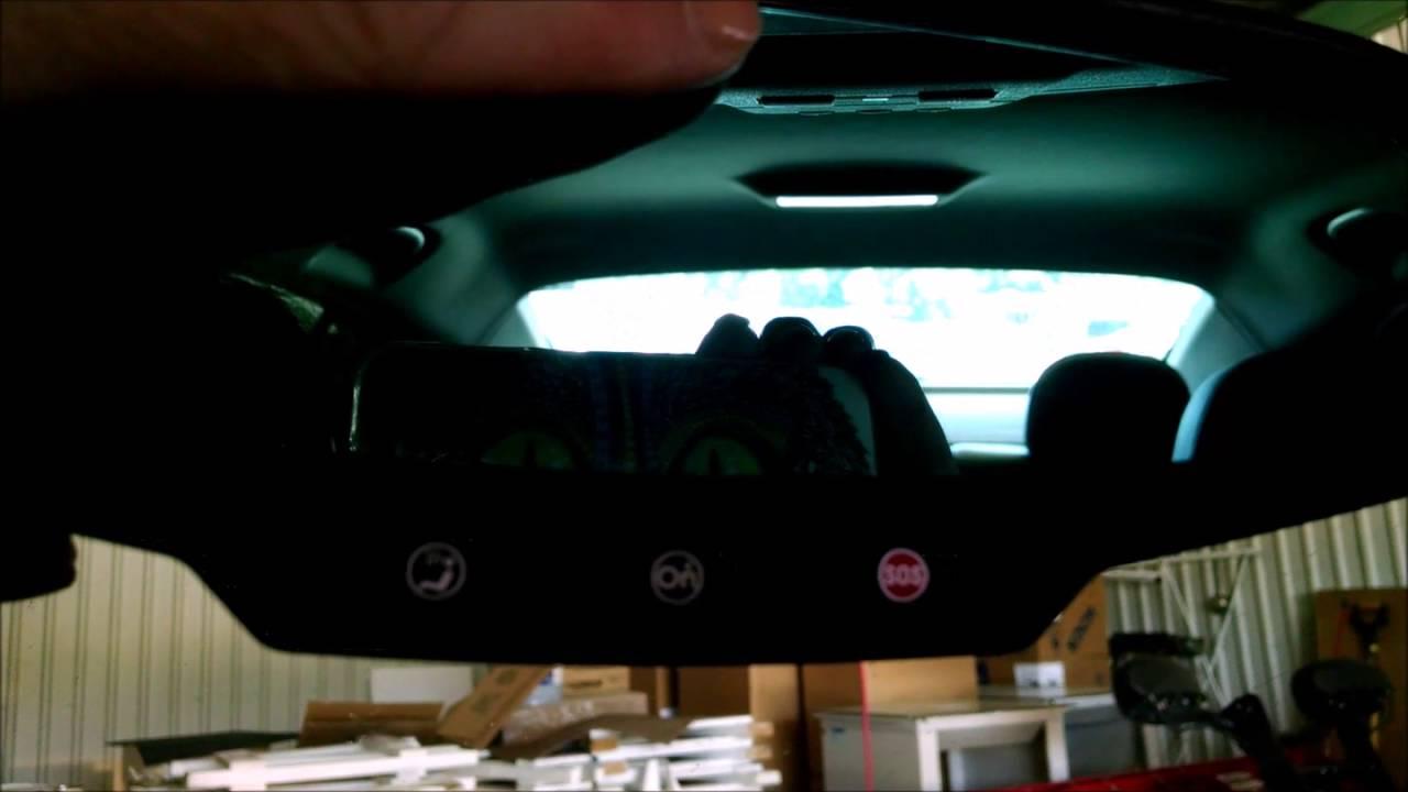 chevy malibu rearview mirror, autodim? - youtube, Wiring diagram