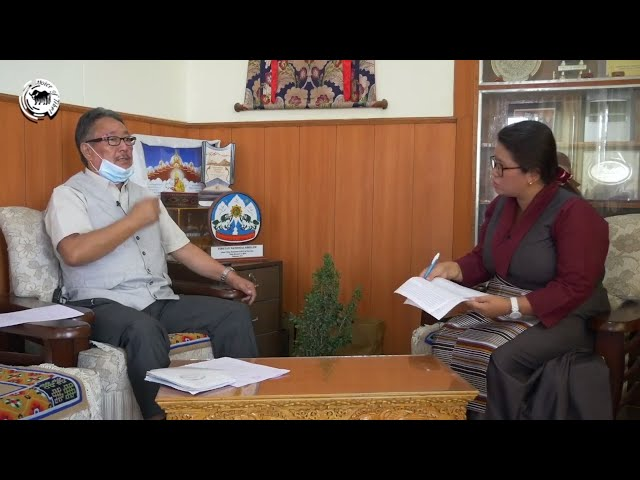 Situation of Tibetans without settlement benefits and CTA's housing program