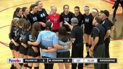 West Jessamine vs Pulaski Co - 12th Region VB Championship