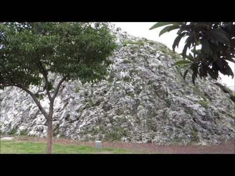El volcán más pequeño del Mundo: El Cuexcomate