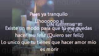 """PANDA """"Cuando No Es Como Deberia Ser"""" (letra) Mtv Unplugged"""