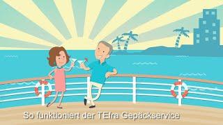 Koffertransport und Gepäckservice TEfra Travel Logistics