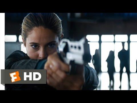 Divergent (9/12) Movie CLIP - Tris Final Test (2014) HD