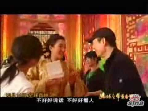 Gong Li - Behind the scene Curse of the golden flower
