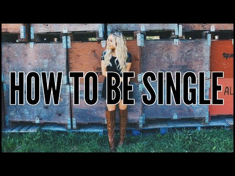 Download Youtube: How To Be Single | ADULTING 101