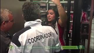 Bronca BBVA Rayados vs Chivas Jornada 9 | ONCE Diario