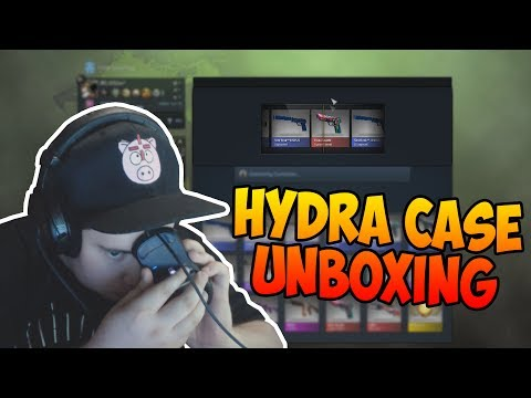 Ich will die Hyper Beast! Operation Hydra Case-Unboxing!