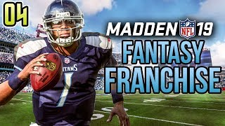 STREAMING MORE GAMES LIVE! - Madden 19 Franchise Mode Gameplay | Ep.4