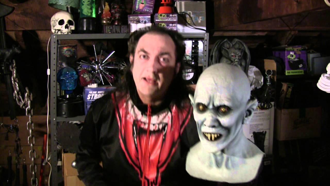 Mask Fan Attic Salem S Lot Vampyre Youtube