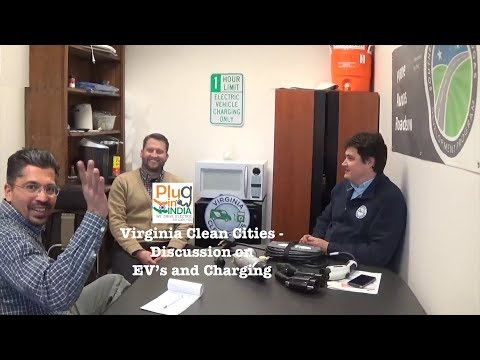 Virginia Clean Cities - Discussion on Electric Cars and Charging