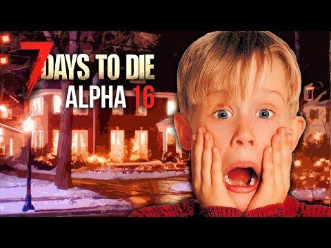 INTRUDER ALERT ★ 7 Days To Die (Alpha 16, Ep.43)