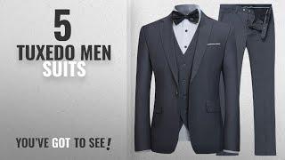 Top 10 Tuxedo Men Suits [Winter 2018 ]: YFFUSHI Men