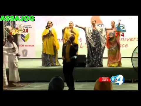 Djibouti: Ahmed Zaki iyo heestii Ciidamada Dalkeena thumbnail