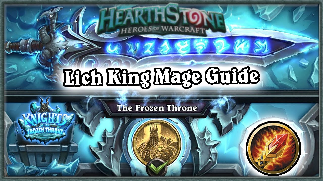 how to make mage deck hearthstone