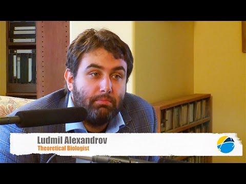 Los Alamos on Radio Cafe: Ludmil Alexandrov