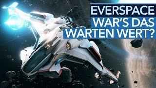 EVERSPACE 1.0 jetzt mit Story - War's das Warten wert?
