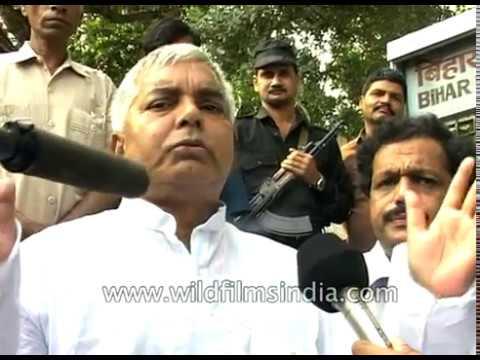 Elections in Bihar, Congress vs Rashtriya Janta Dal in early 90s