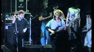 Doe Maar 8/8 afscheidsconcert (avond) 1984: Nederwiet, De Laatste X