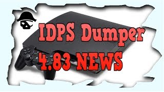 PS3 4.83 IDPS Dumper | News | PS3Xploit | Rheloads