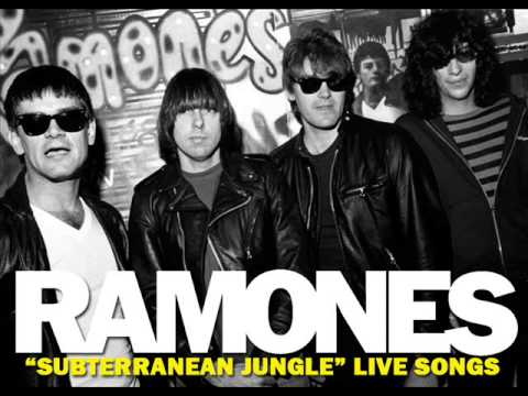 Ramones - Subterranean Jungle (Live Songs 1983)