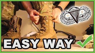 The Best High Speed Boot Blousing