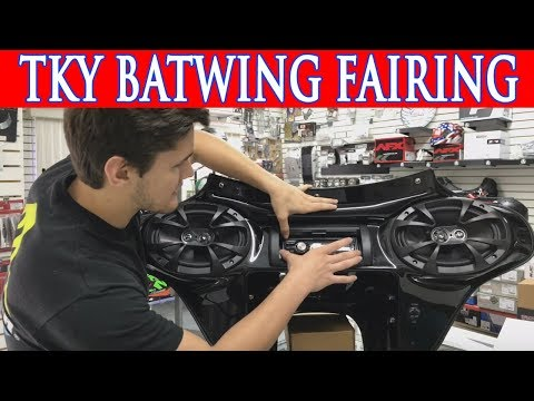 TKY Batwing Fairing Buyers Guide at AccessoryInternational.com
