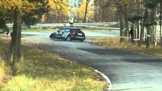 Honda Civic Rally DOHC VTEC B16A2 Sound Flyby !