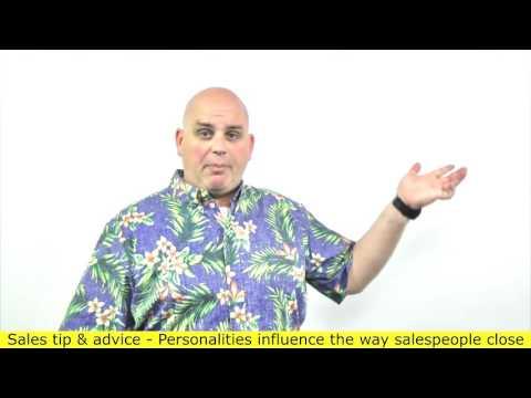 Aggressive Salesperson Vs Passive Salesperson Who Is A Better Closer? - Scott Sylvan Bell