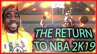 HILARIOUS ARGUMENTS! THE RETURN TO NBA 2K19! COME AROUNDS AND BODIES SOLD! #NBA2K19 #GOMFSFB