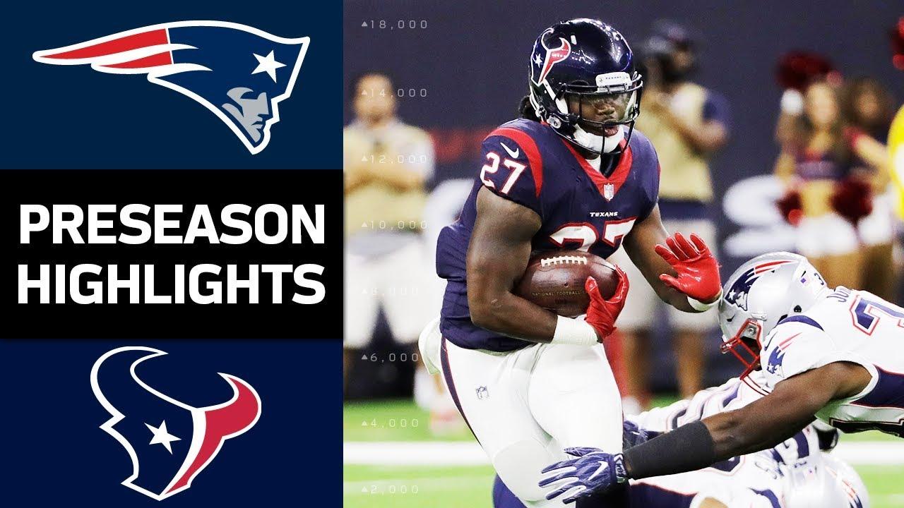 New England Patriots vs Houston Texans: Live updates, score, TV channel, how ...