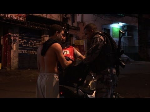 Renewed violence in troubled Rio favela