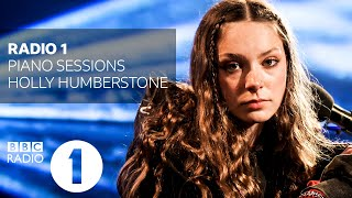 Holly Humberstone - Sorry (Justin Bieber cover) - Radio 1 Piano Sessions