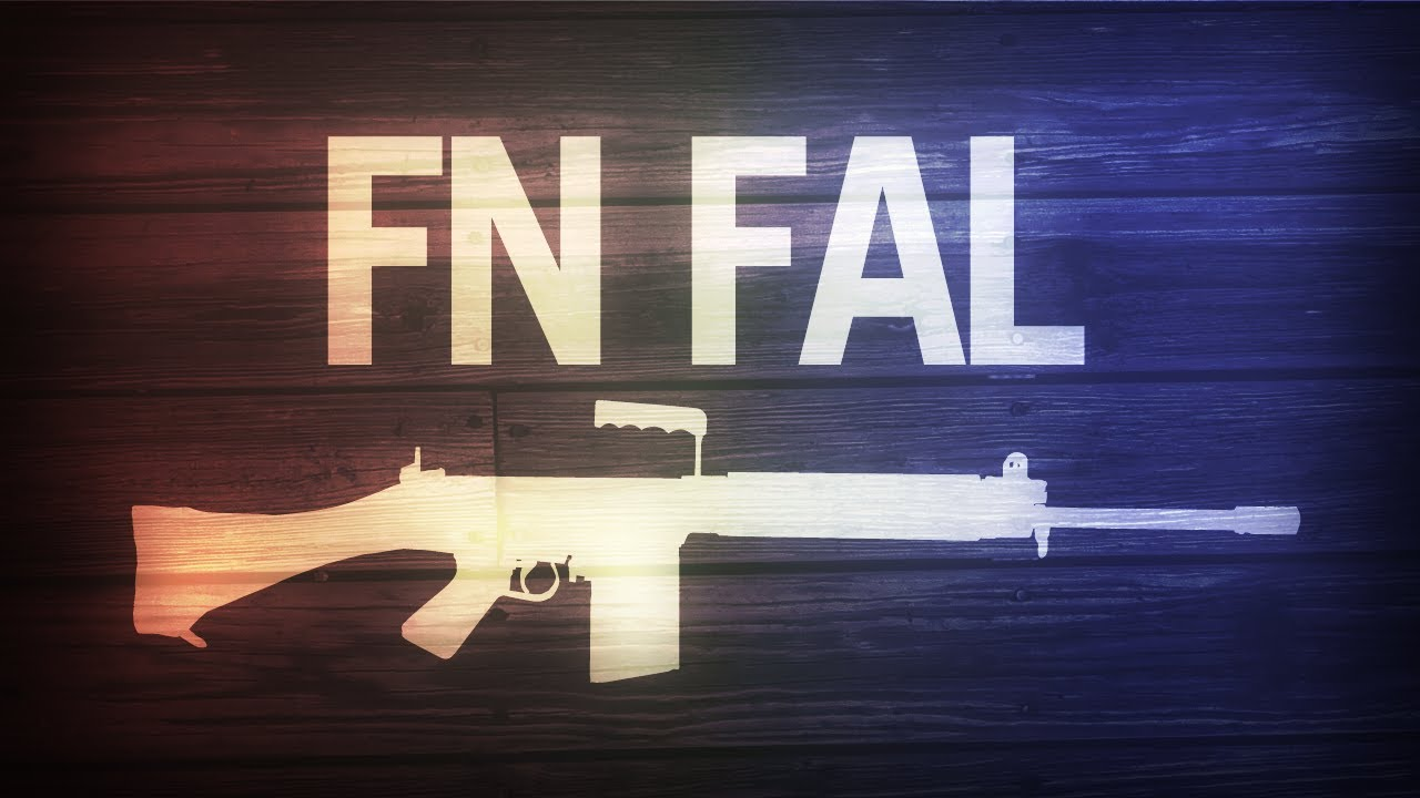Behind The Lines - FN FAL