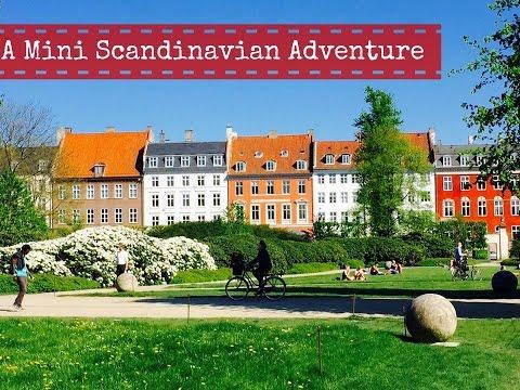 A Mini Scandinavian Adventure