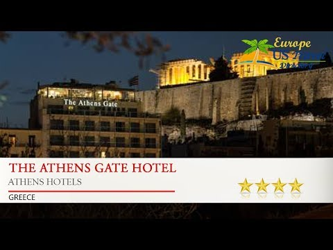 The Athens Gate Hotel - Athens Hotels, Greece