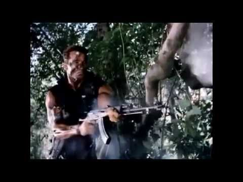 Especial Durões do Cinema no canal Hollywood: Commando (1985)