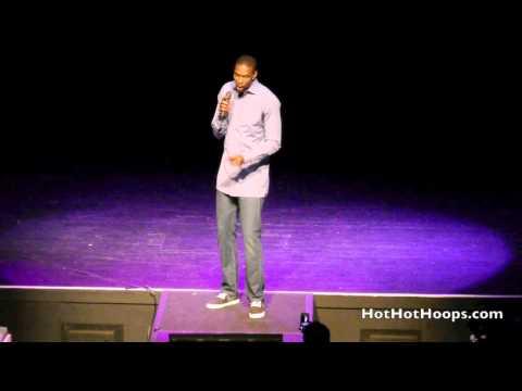 "Battioke 2014 - Chris Bosh performs ""It's Not Unusual"" by Tom Jones"